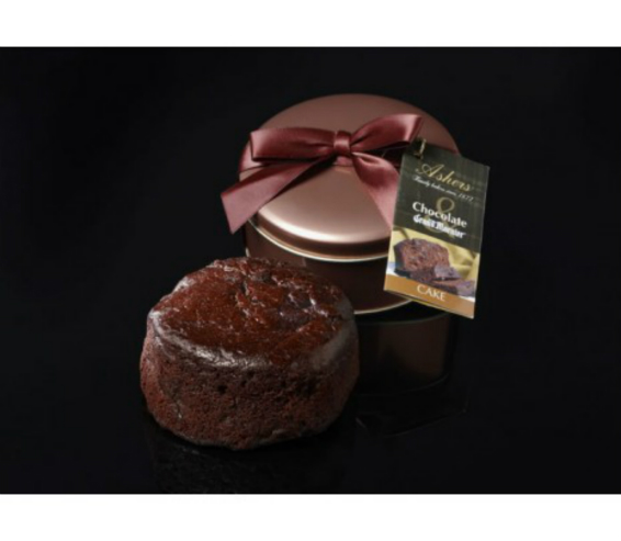 Ashers Pack of 3 Chocolate & Grand Marnier Liqueur Cakes
