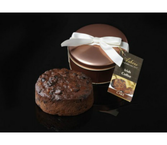 Ashers Pack of 3 Irish Coffee Liqueur Cakes