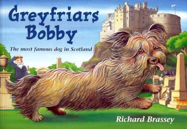 Greyfriars Bobby - Most Famous Dog In Scotland
