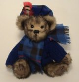 Hamish The Tartan Bear