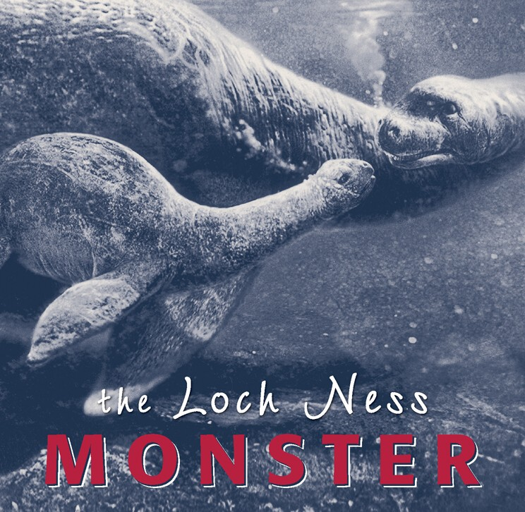 The Loch Ness Monster - Gift Book