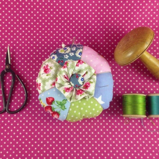 'Pincushion' Sewing Kit