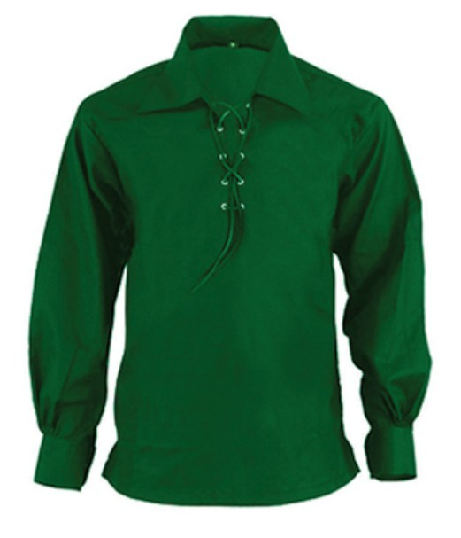 Jacobite Ghillie Shirt - Green