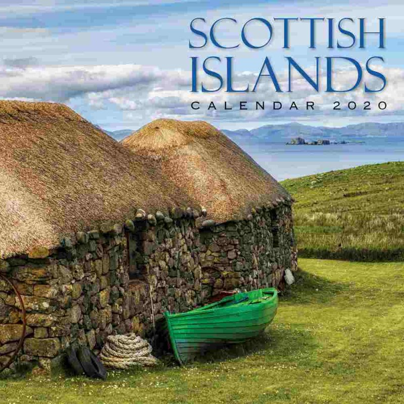 Scottish Islands Calendar 2020
