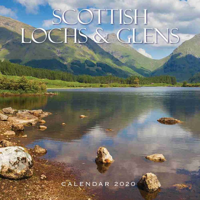 Scottish Lochs and Glens Calendar 2020