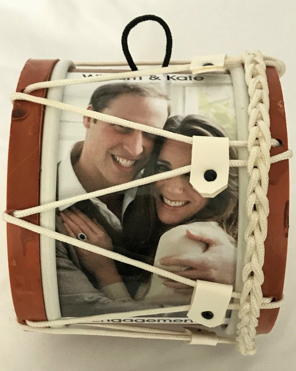 Royal Engagement Souvenir Mini Lambeg Drum ( Casual Image )