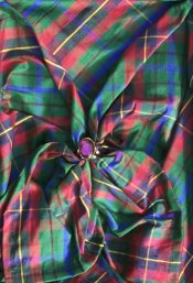 Ladies Silk Tartan Accessories
