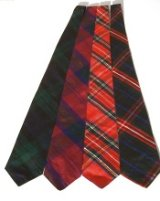 Mens Silk Tartan Accessories