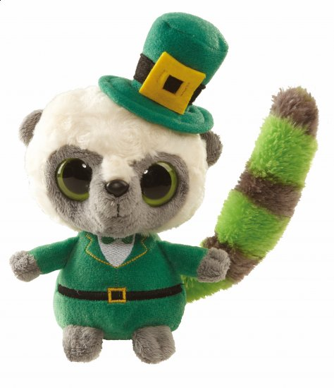"Irish YooHoo 5"" Soft Bush Baby Ireland"